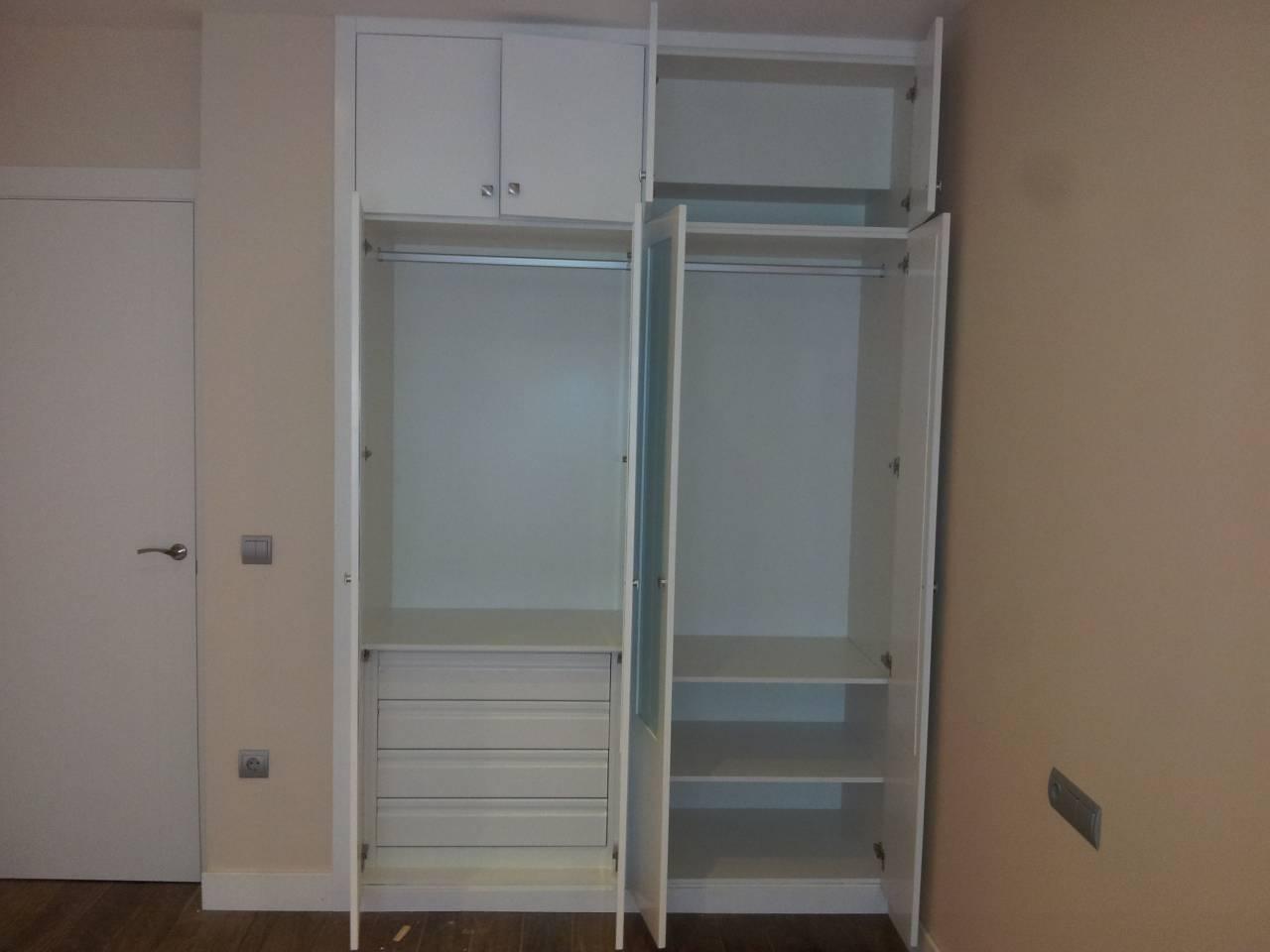 Modulos de armarios empotrados modulos para armarios - Complementos armarios empotrados ...